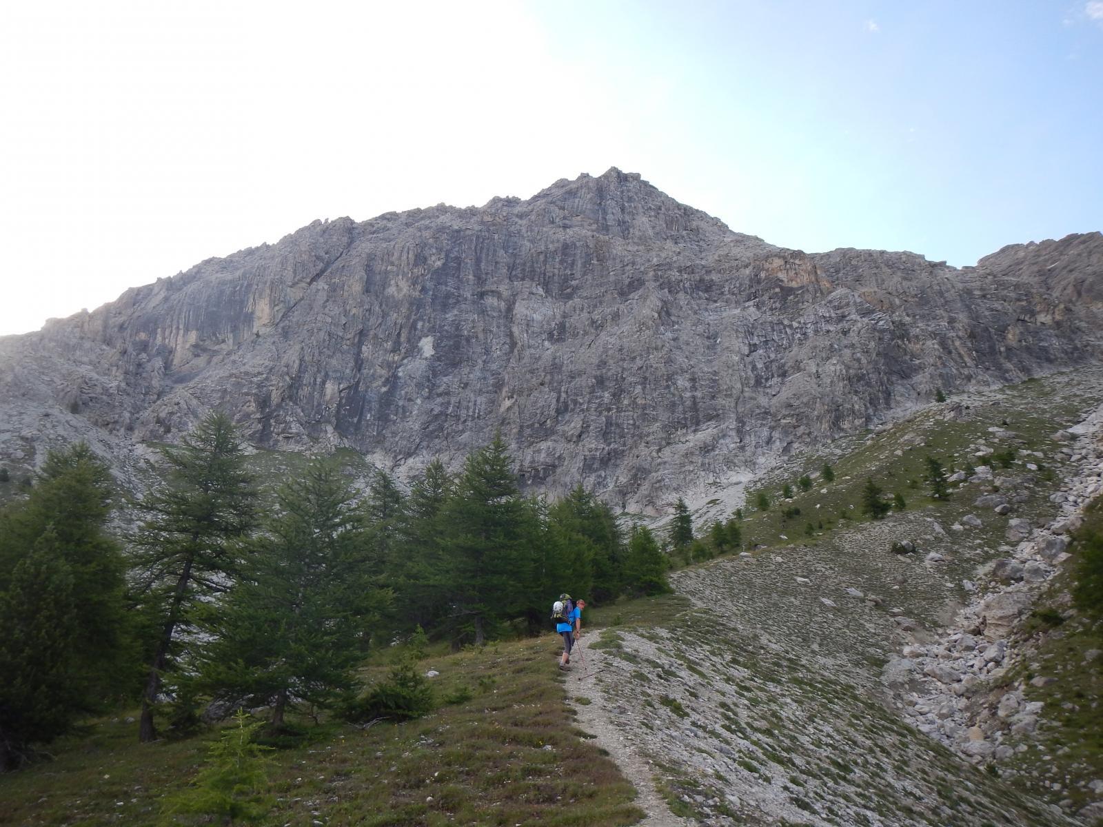 Furgon (Monte) Via del Pilastro 2014-08-07