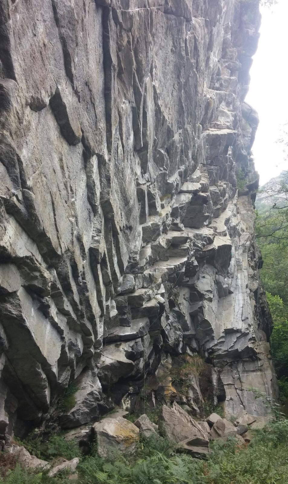 la parete zona