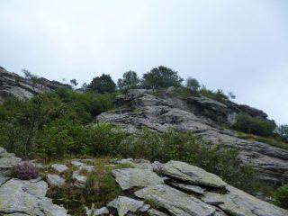 Ultime facili placche da fare eventualmente slegati o conserva anche con scarpe da trekking/running