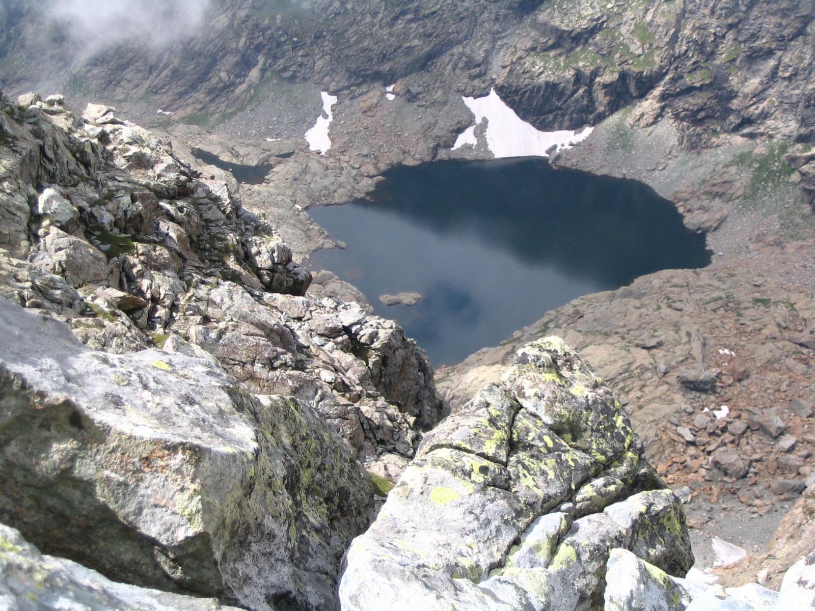Variante di ritorno: lago Mercurin