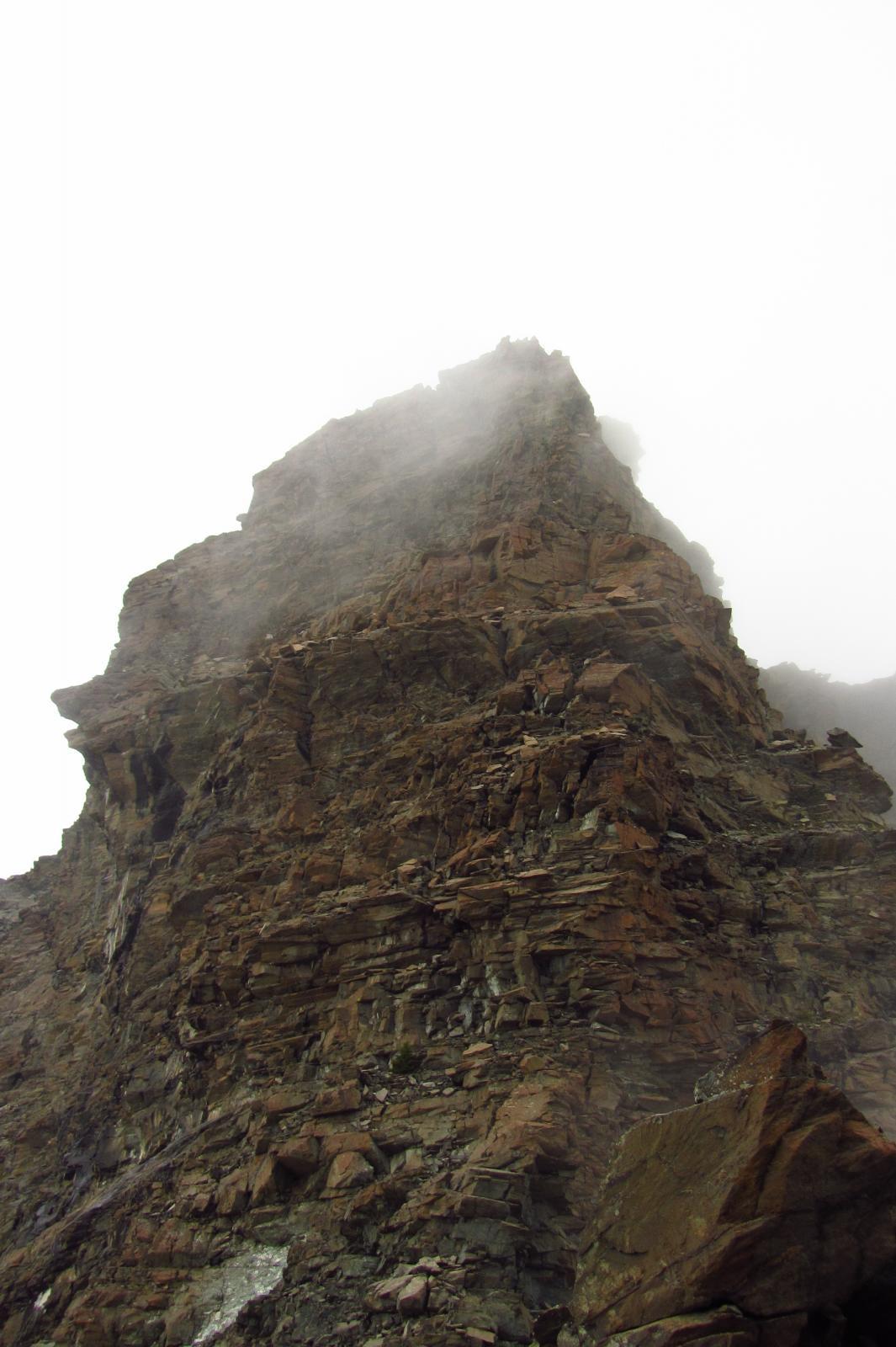 Cresta sud Mont Giron