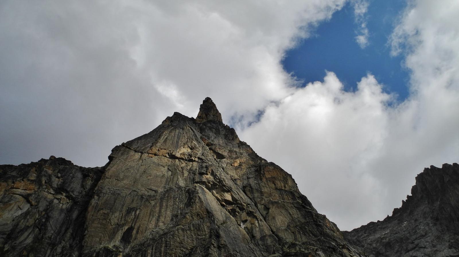 Dibona (Aiguille) Via Normale per la Cresta Nord 2014-08-11
