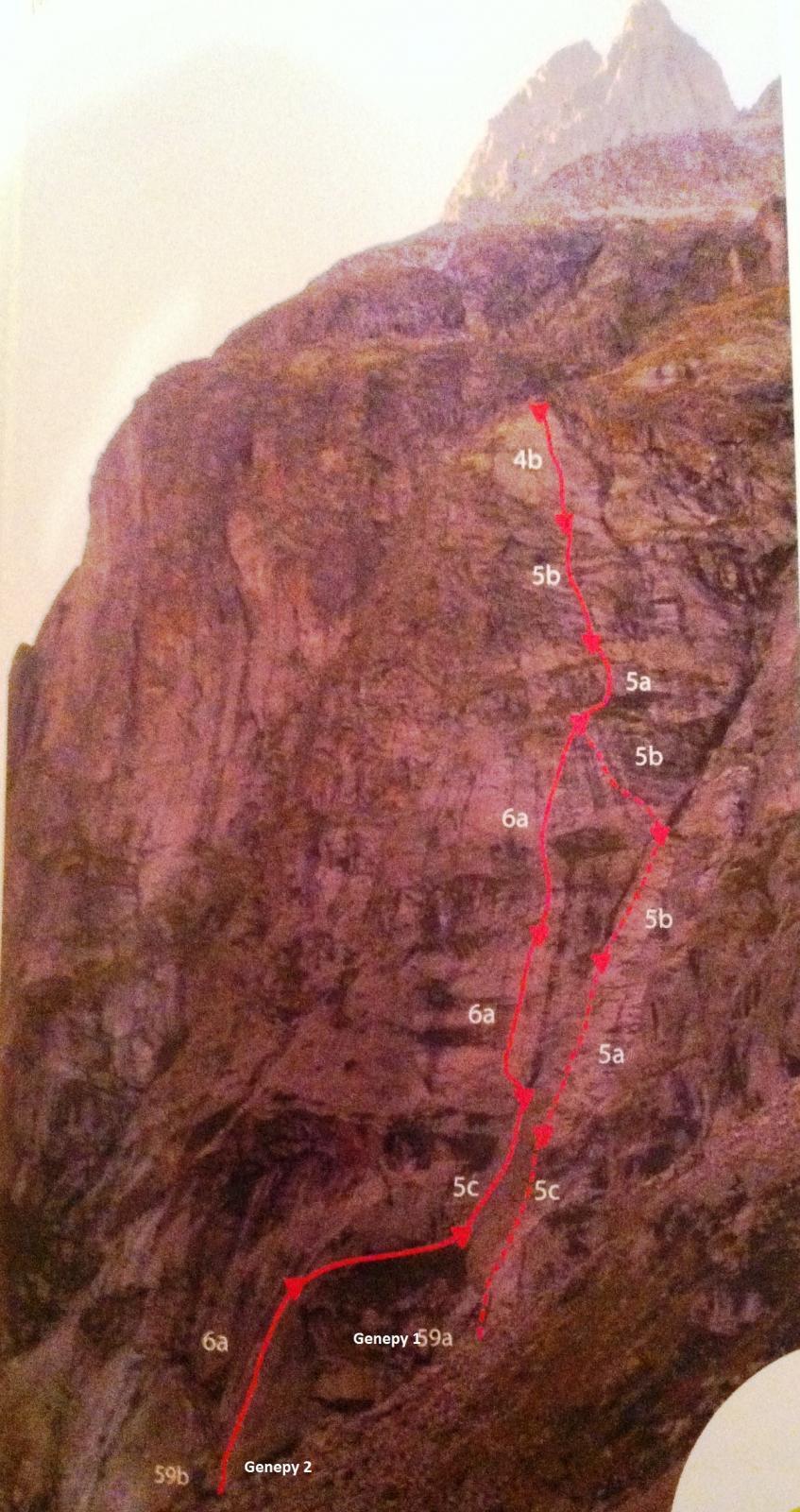 Titani (Parete dei) Genepy 2 2014-08-11