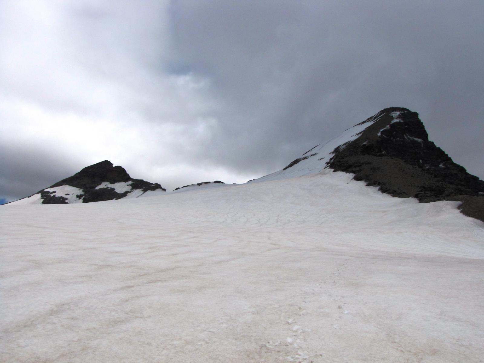 condizioni ghiacciaio