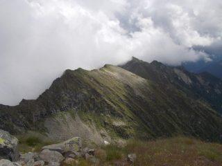 Cresta La Mezzana-Cima delle Croci