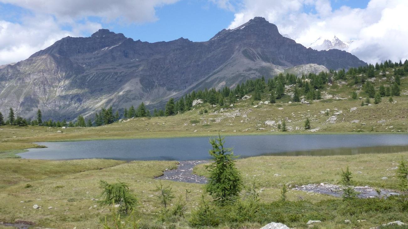 il rilassante Lago di Dres