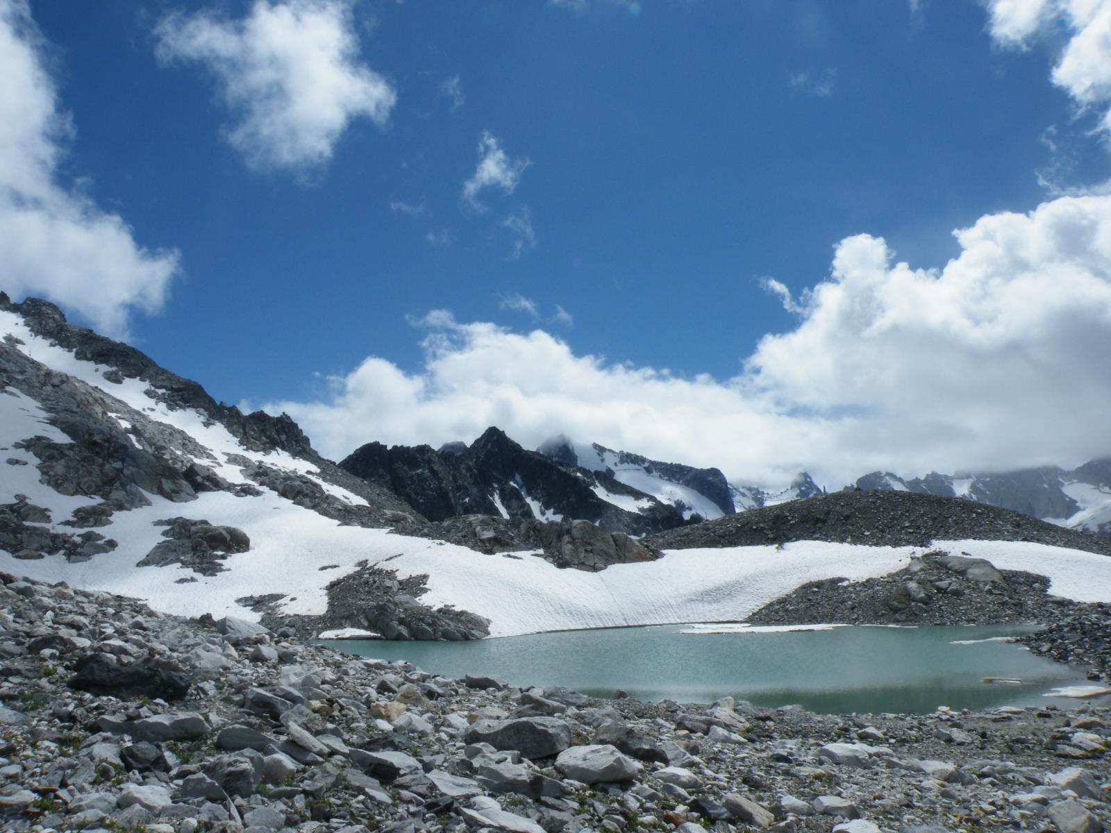 laghetto glaciale
