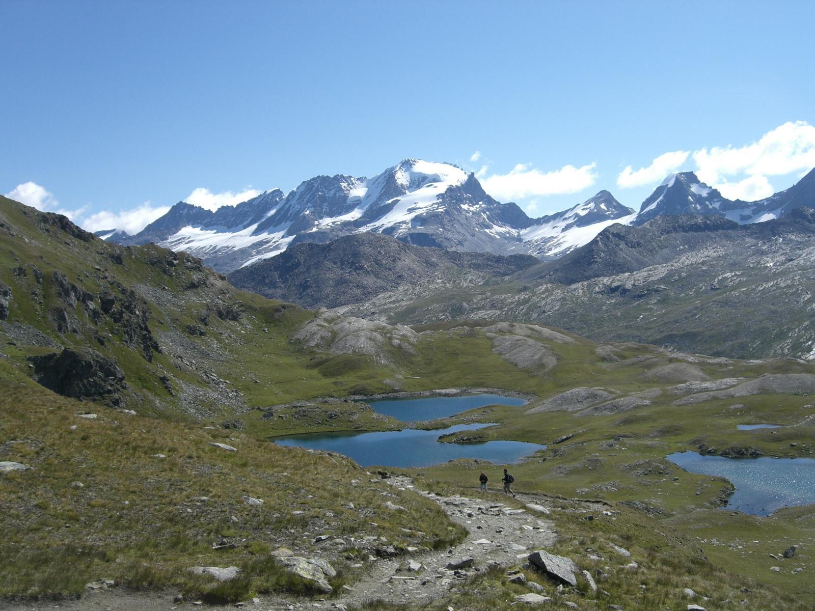 Gran Paradiso e Laghi Trebecchi