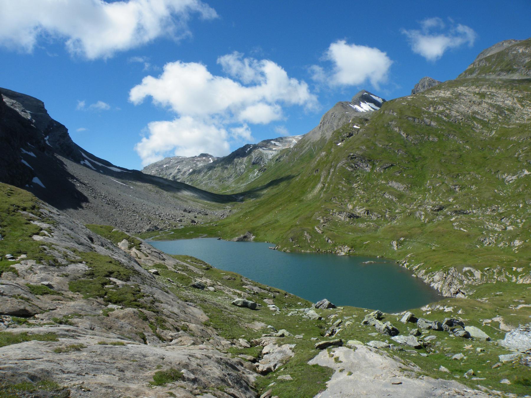 Il lago da la Duana
