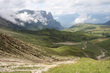 Sciliar e Alpe di Siusi