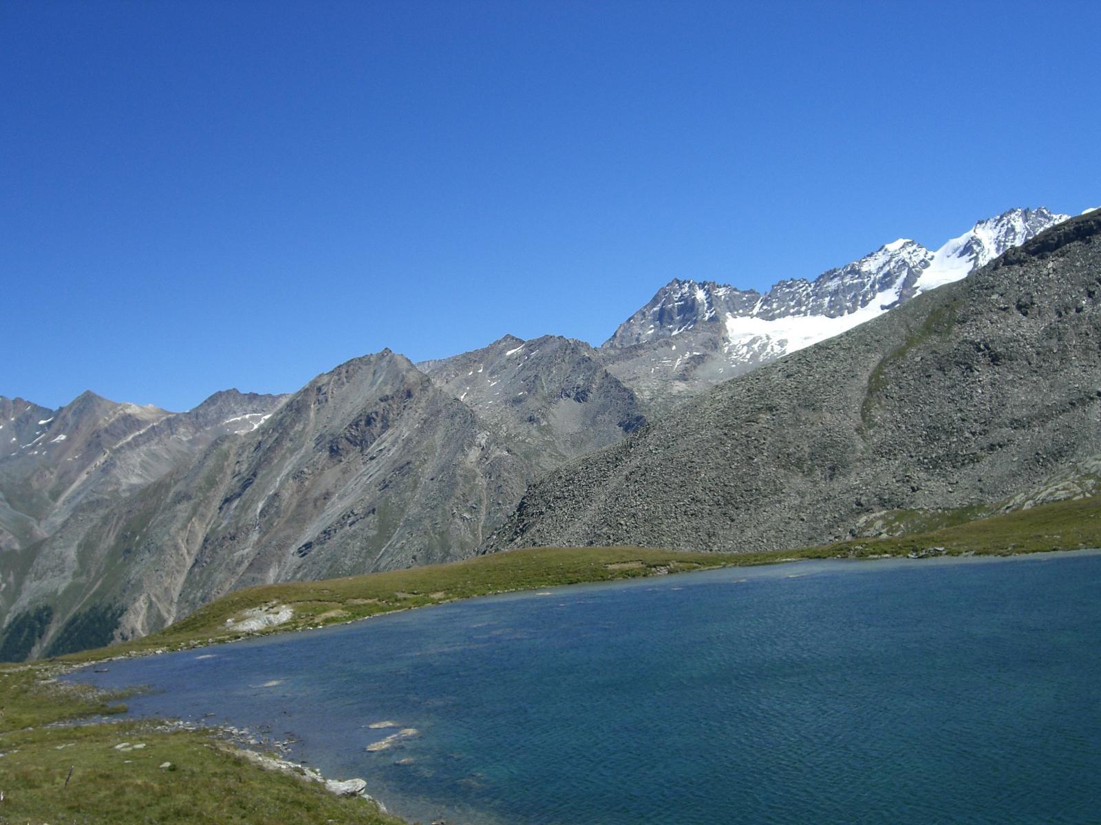 Il meraviglioso Lago Djouan