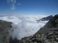 nuvole verso la Pianura