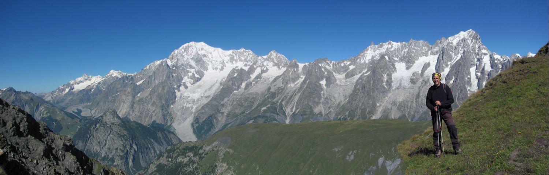 Panorama dal Colle Liconi