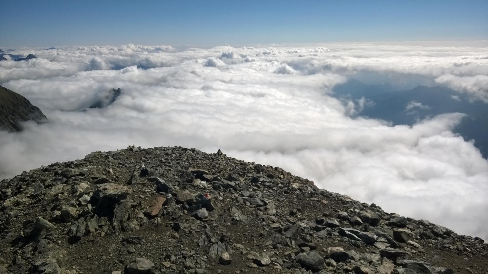 Mare di nubi..