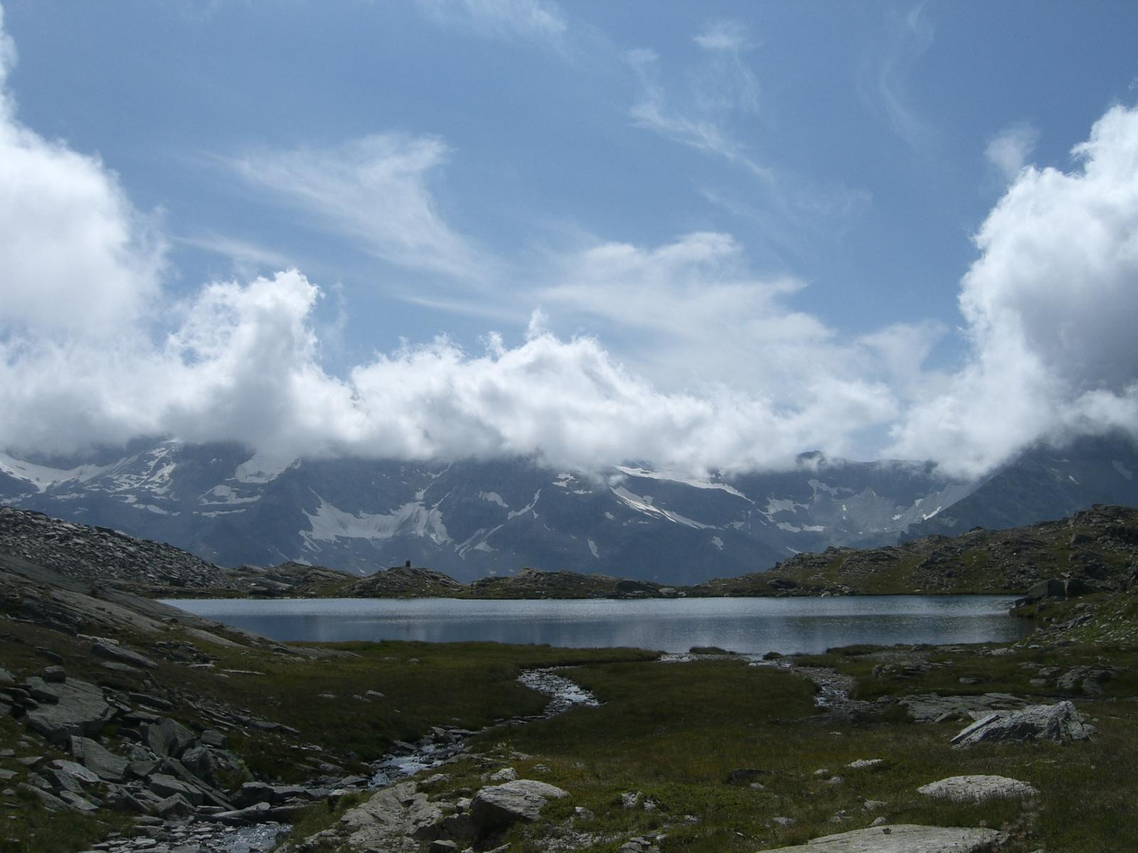 Lago della Civetta