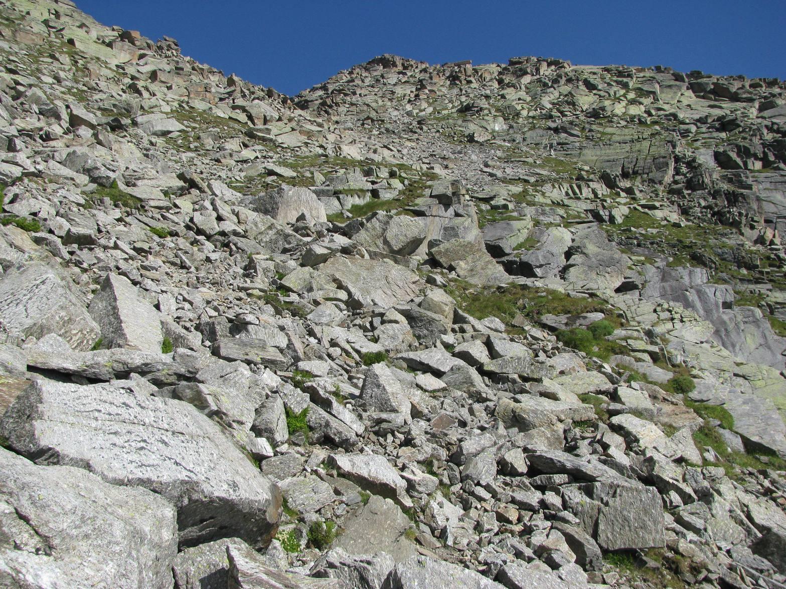 La cima del Gran Carro è più vicina!