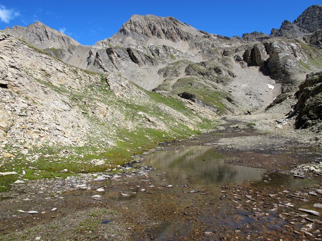 Grand Creton da Planaval per il Lago di Bonalex 2014-08-21