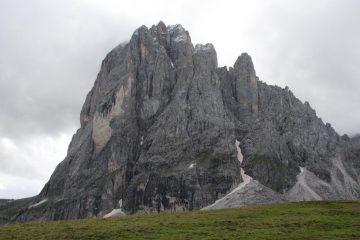 Sassolungo parete nord