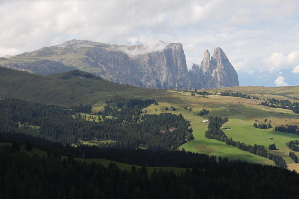 Sassolungo (Giro del) dal Passo Sella 2014-08-21