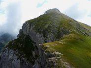 il Castello delle Aquile dalla Scarasson