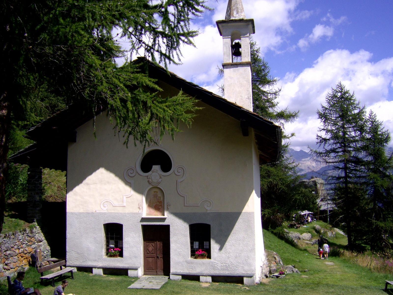 Santuario di Balmasc