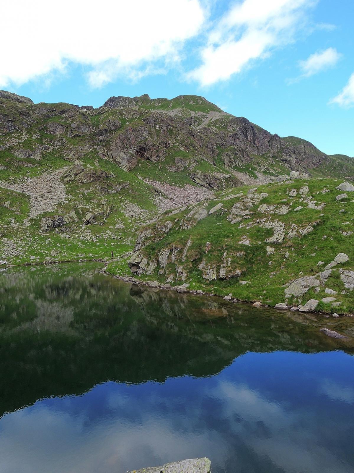 Cima e Lago Capezzone