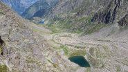 lago di mezzo e lago di San Bernolfo