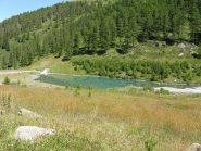 il Lago del Chisonetto
