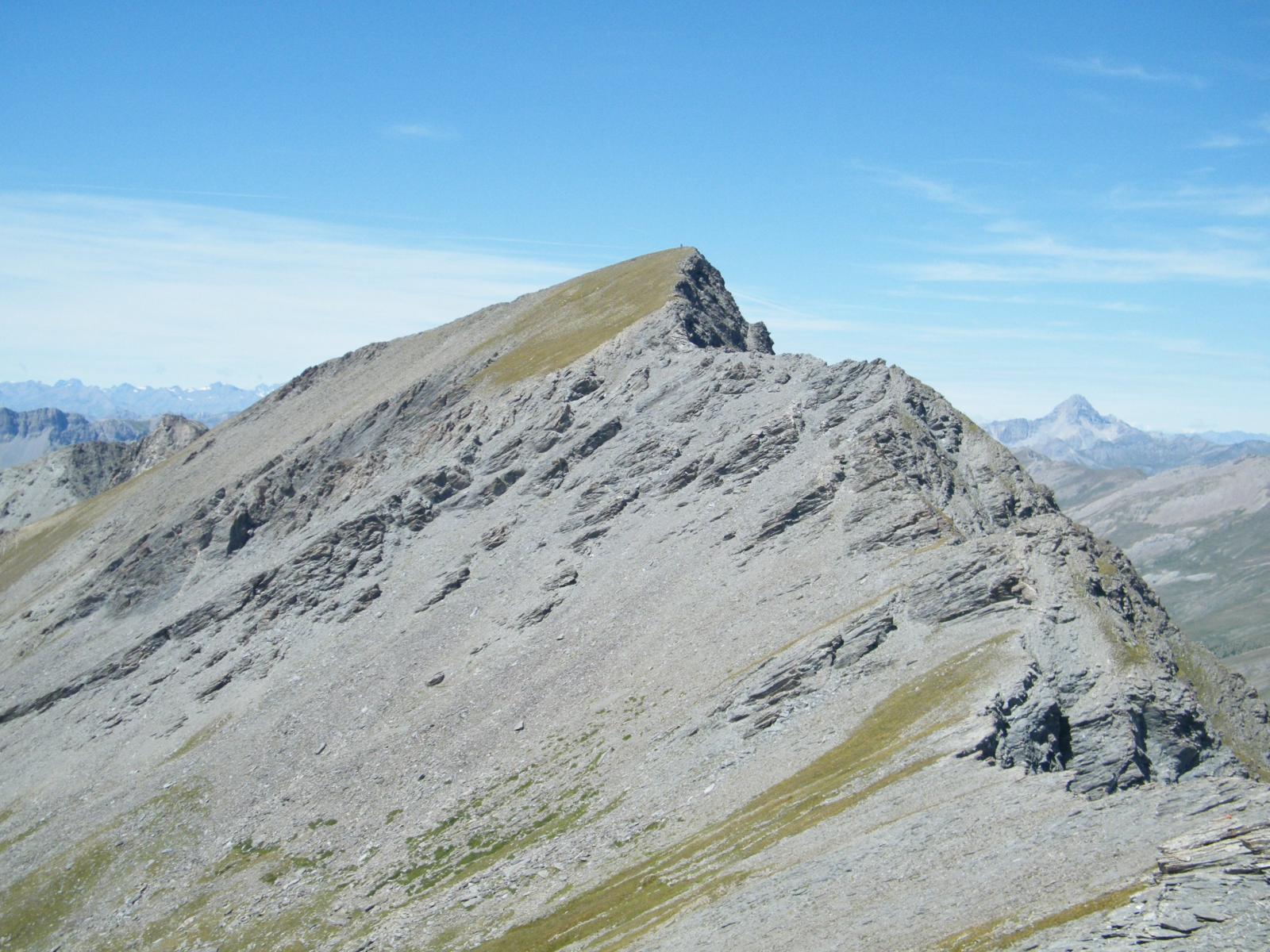 Sagnes Longues (Pointe des) da Chianale, anello per i Colli di Saint Veran, Chamoussiere, Agnello 2014-08-24