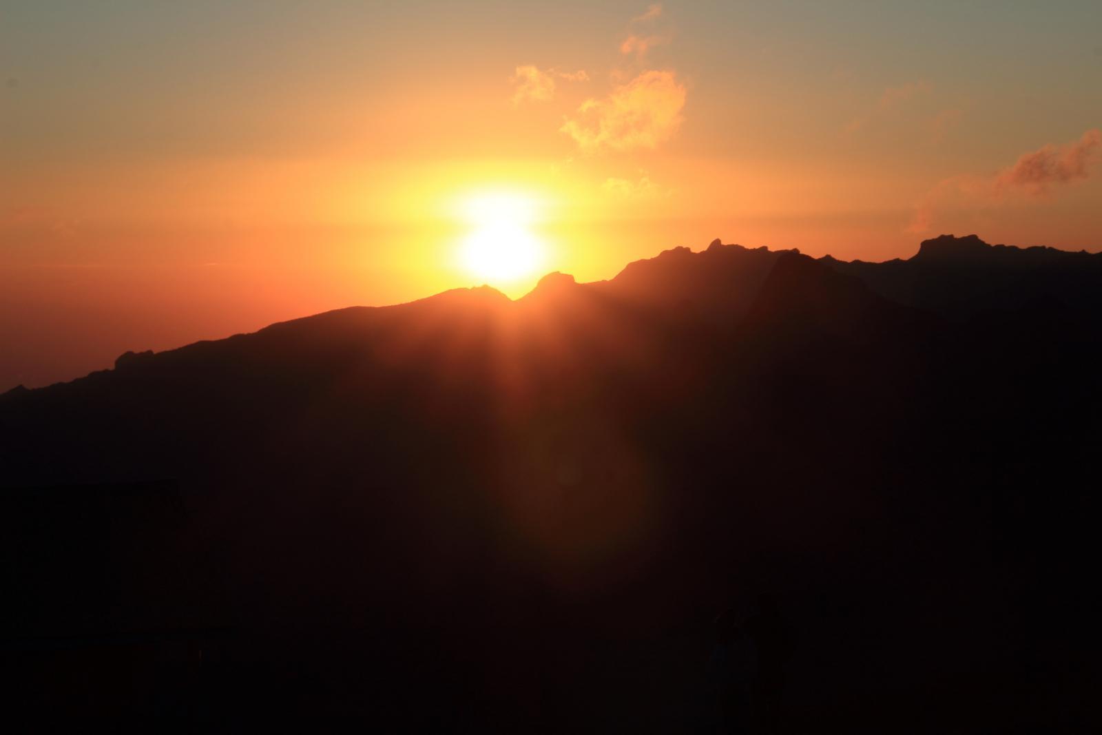 tramonti dallo Shira Plateau...03 (22-8-2014)