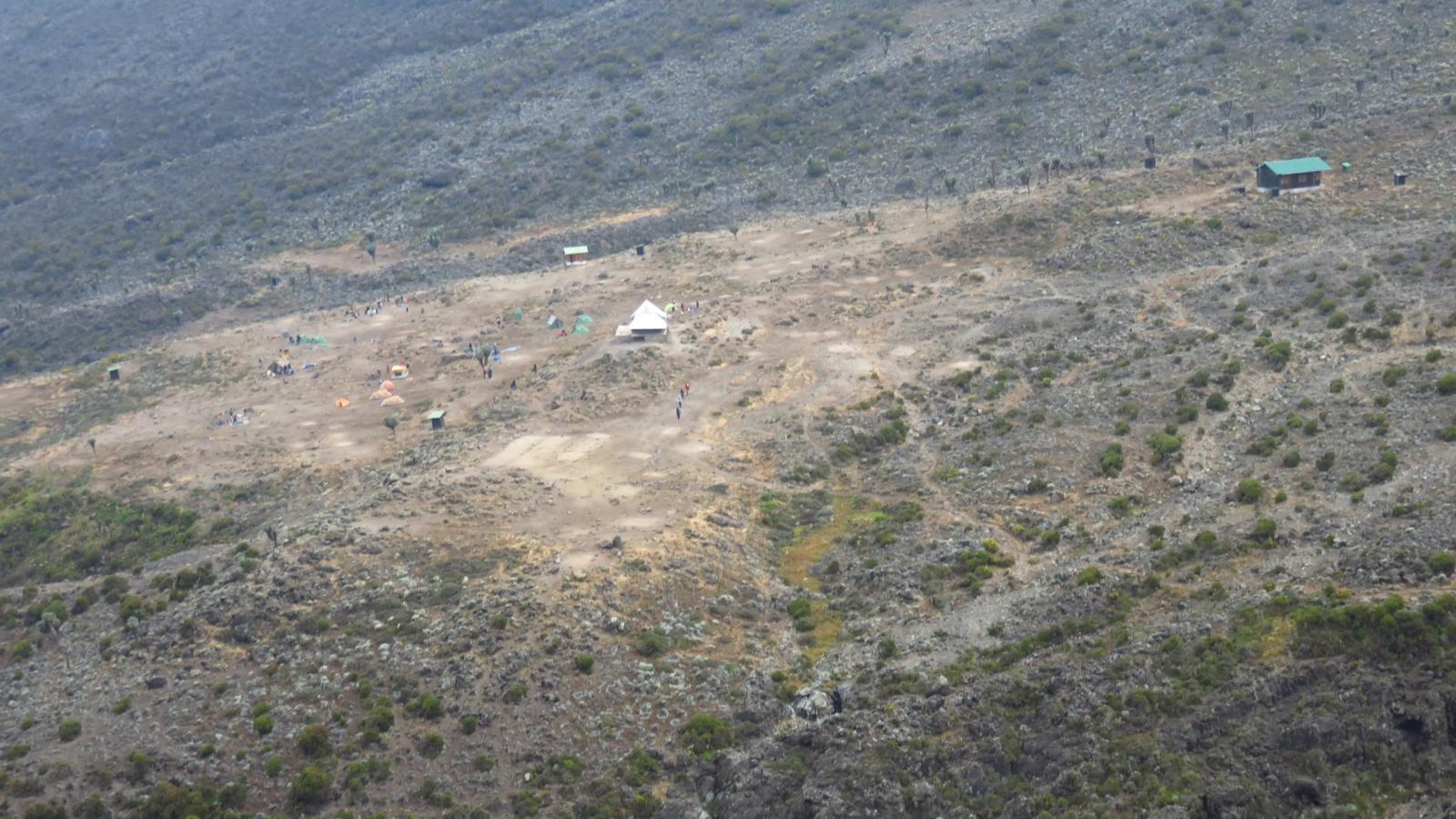 Barranco Camp m. 3950 (23-8-2014)