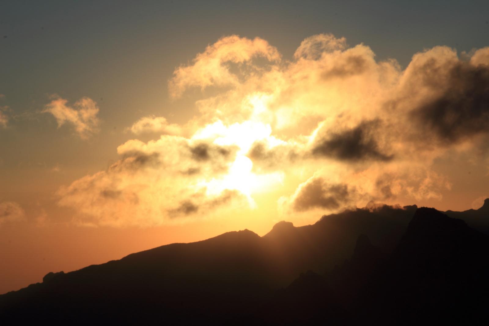 tramonti dallo Shira Plateau...01 (22-8-2014)
