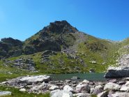 Cima du Diable e lago omonimo