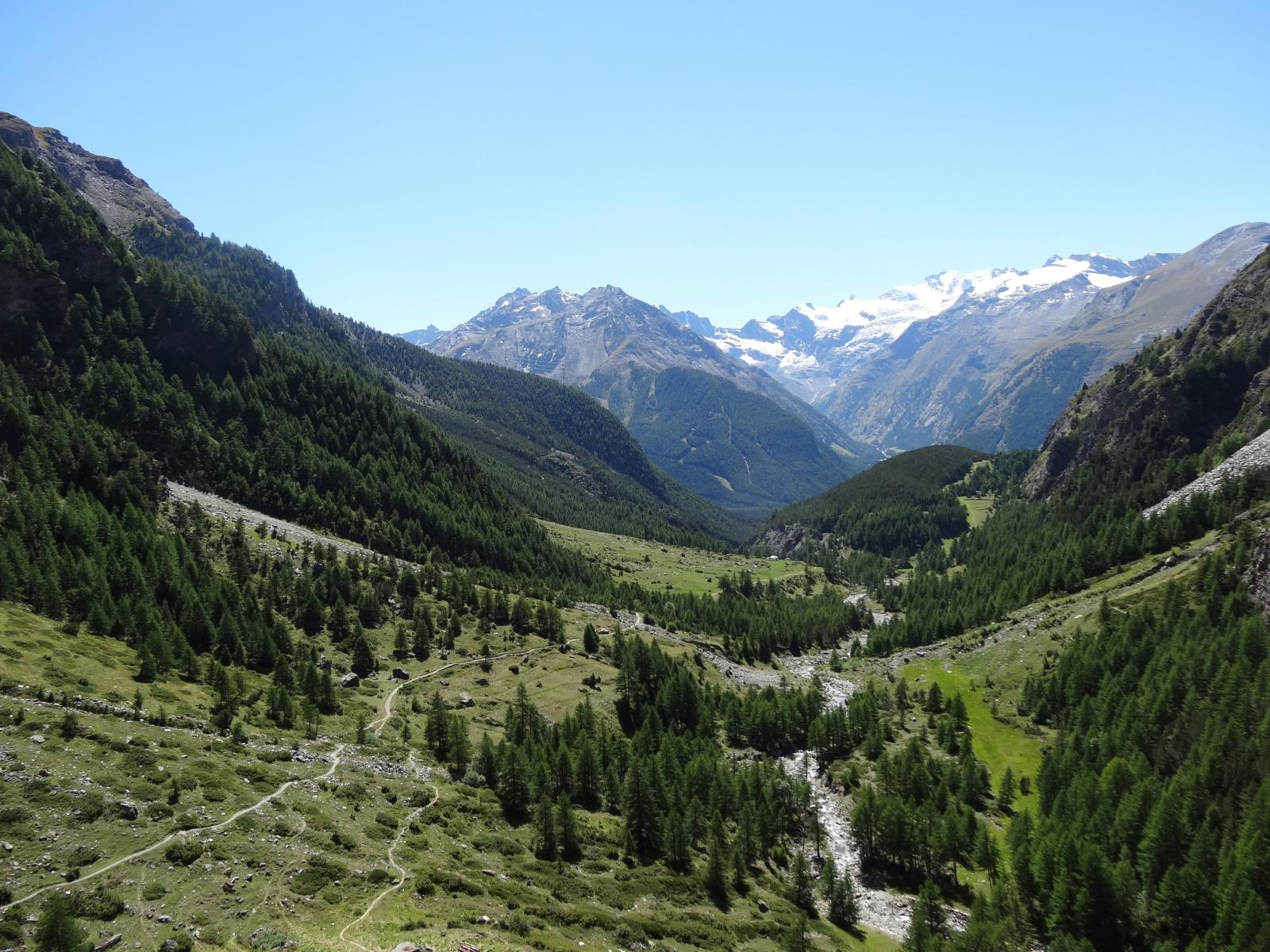ultima parte del vallone