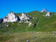 le bianche scogliere di Rocca Bianca oggi