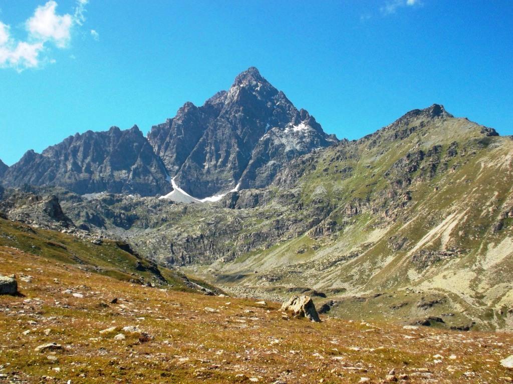 Nera (Rocca) e Rocca Bianca da Meire Dacant, anello per i Rifugi Alpetto e Quintino Sella 2014-08-27
