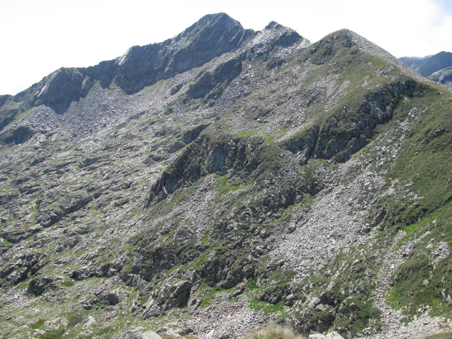 Punta Prafourà e Verzel