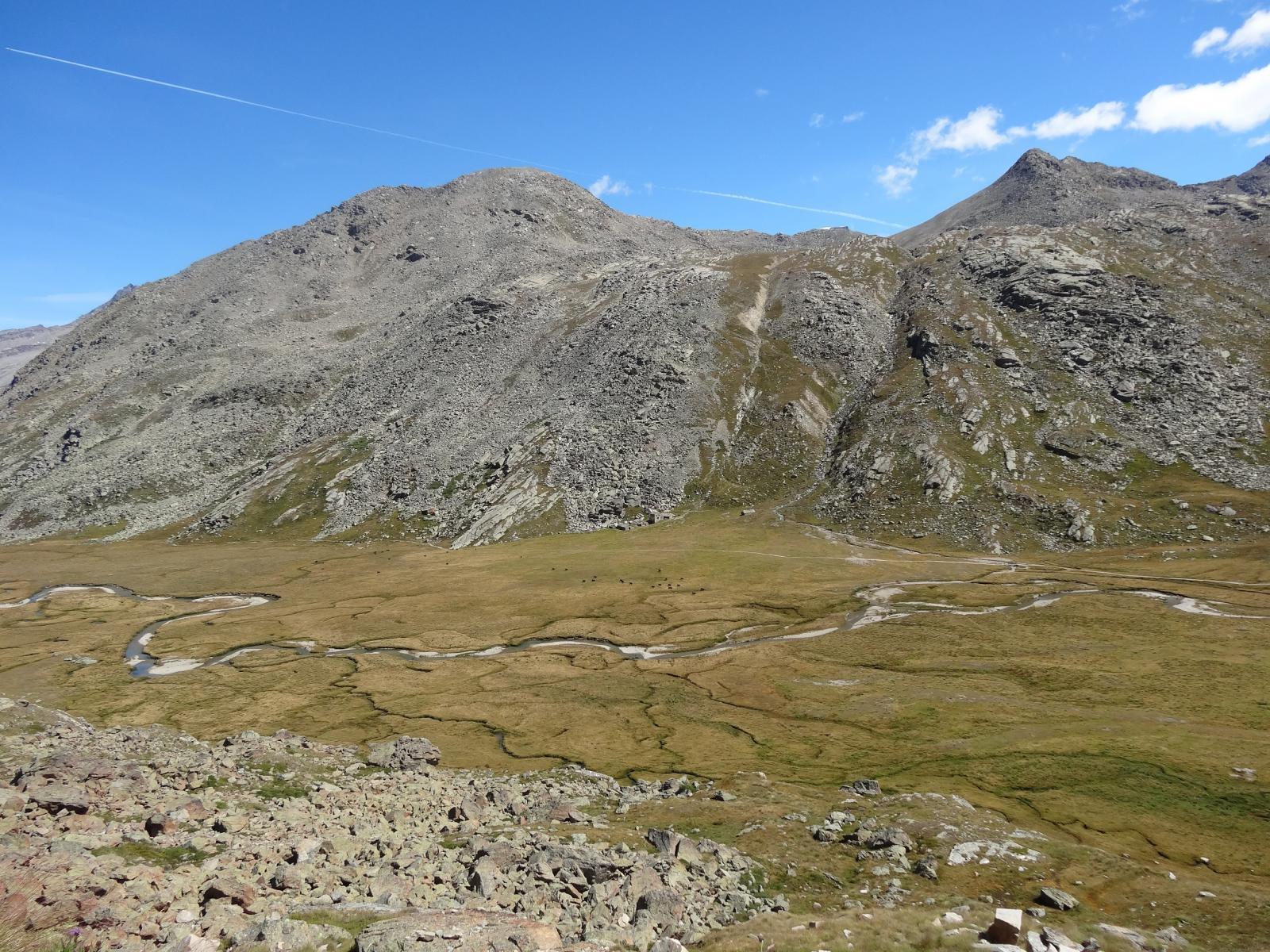 Manteau (Col) da Degioz, giro per il Lago Djouan e il Piano del Nivolet 2014-08-28