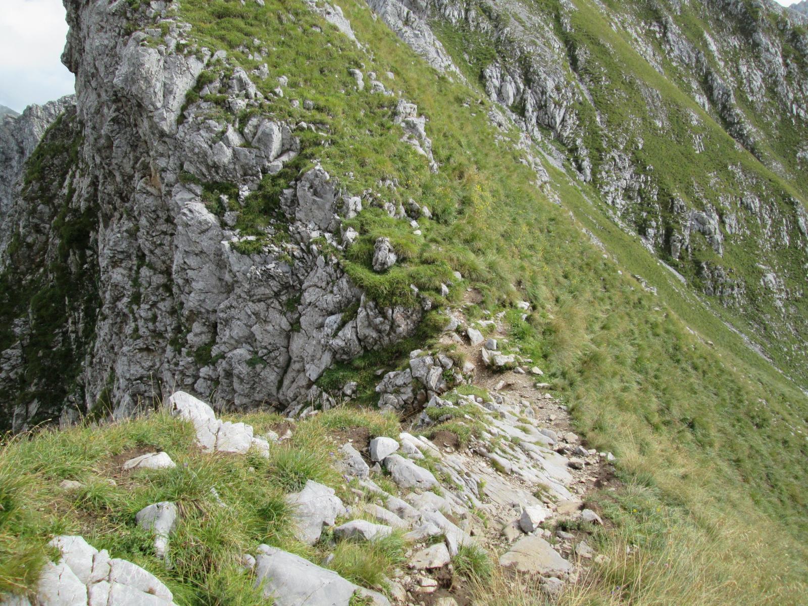 passo delle ortiche (2292m)