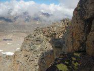 dalla vetta alpinistica quella escursionistica