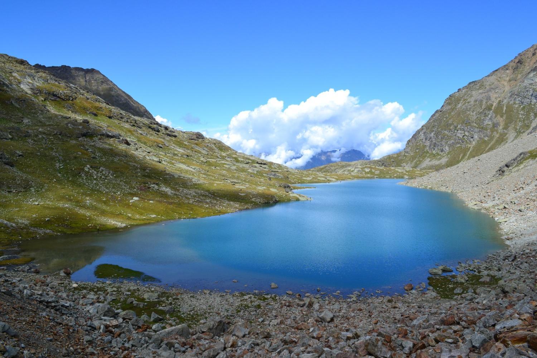 Leppe (Punta di) da Les Druges, anello valloni di Laures e Saint Marcel 2014-08-30