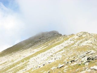 la meta tra le nebbie