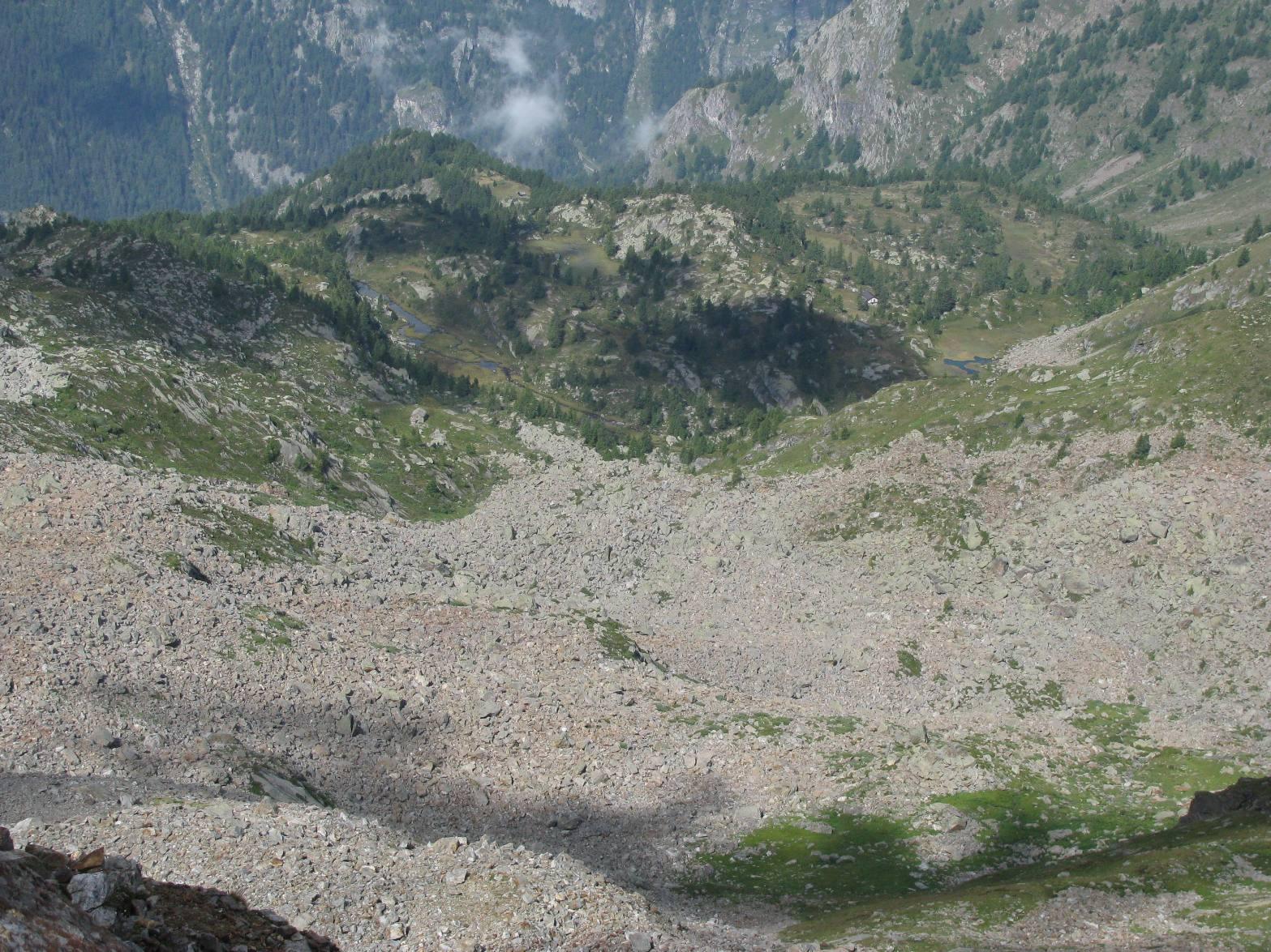 Dalla Morena, magnifica vista sulla Valle dei Principi