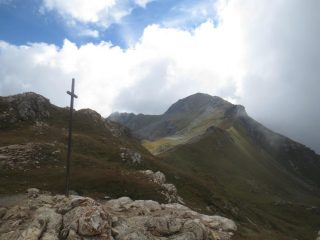 Il Morion dal Col du Salvè