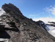 01 - Punta Basei e la cresta verso Bousson e Galisia