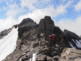 06 - il primo torrioncino si aggira lato Serrù