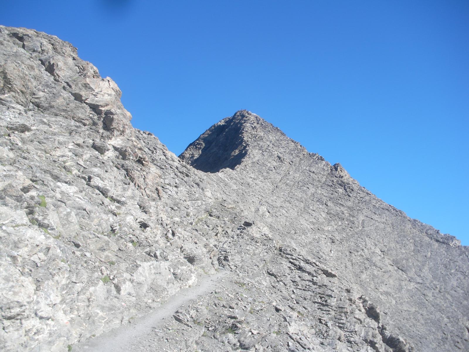 Il Roccia dalla Crocetta..
