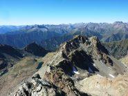 Vista dalla Punta Dante