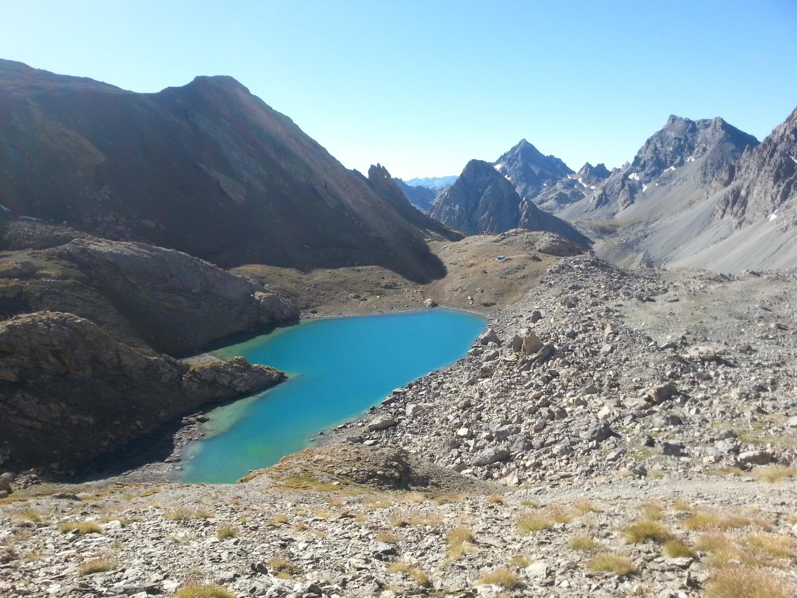 Lago del Vallonasso