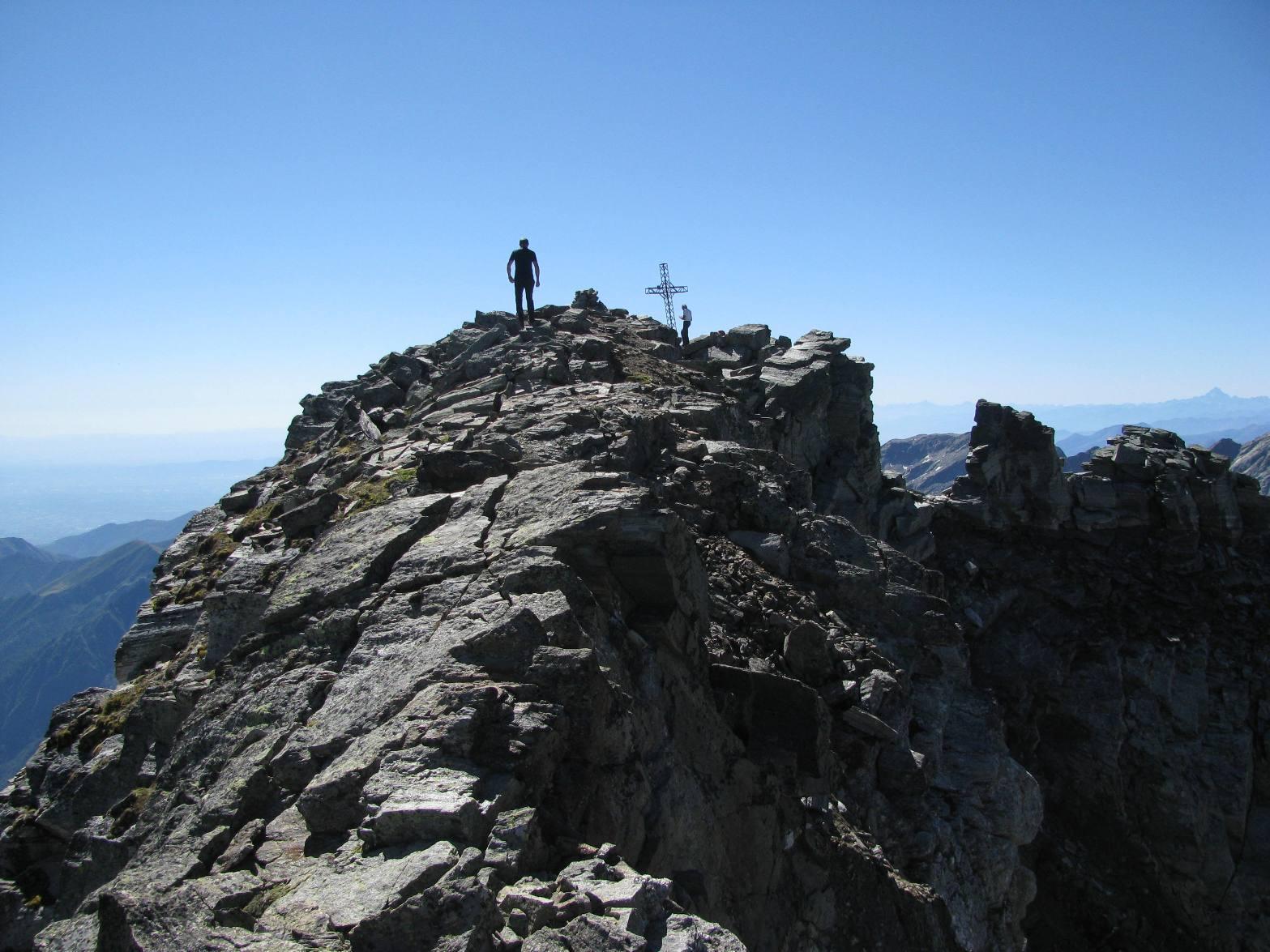 Passeggiata in cresta